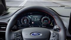 Nuova Ford Puma 2020: il quadro strumenti digitale