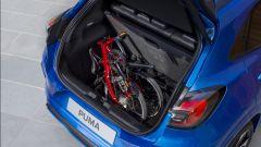 Nuova Ford Puma 2020: il vano di carico è molto profondo