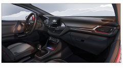 Nuova Ford Puma 2020: la plancia