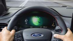 Nuova Ford Puma 2020: la schermata della modalità di guida ECO