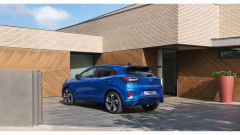 Nuova Ford Puma 2020: vista 3/4 posteriore