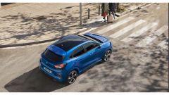 Nuova Ford Puma 2020: vista dall'alto