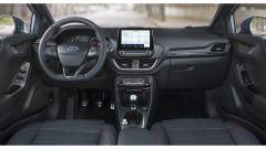 Nuova Ford Puma 2020: vista del cruscotto