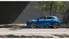 Nuova Ford Puma 2020: vista laterale