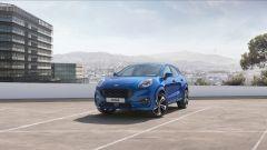 Nuova Ford Puma: il frontale