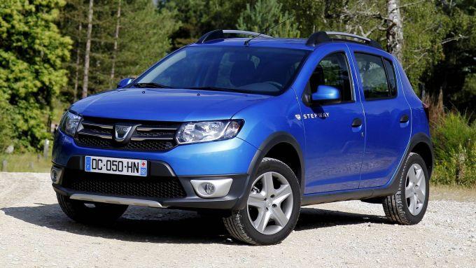 Nuova gamma Dacia GPL 2020: la Sandero Stepway con motore 1.0 TCe, tre cilindri turbo