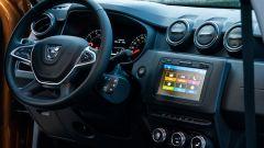 Nuova gamma Dacia GPL: l'abitacolo della Duster TCe 100 CV