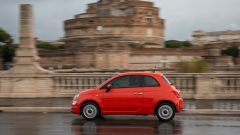 Nuova gamma Fiat 500 2021: la 500 Cult