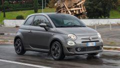 Nuova gamma Fiat 500 2021: la 500 Sport