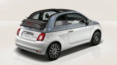 Nuova gamma Fiat 500 2021: la 500C Dolcevita