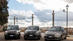 Nuova gamma Fiat 500 2021: la famglia Sport