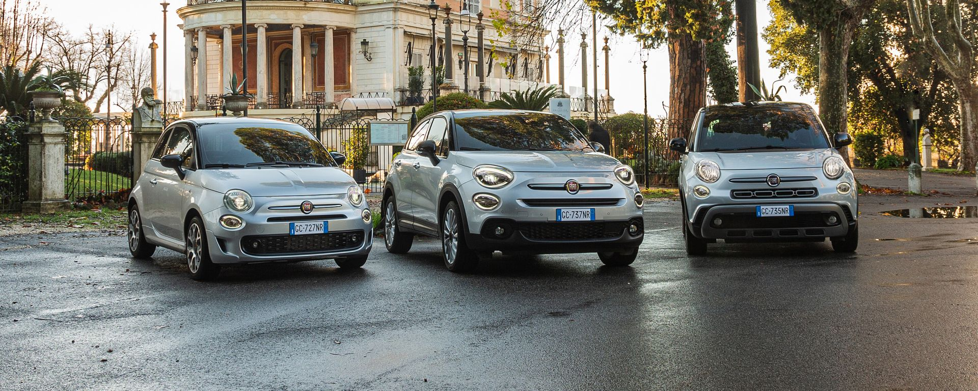 Nuova gamma Fiat 500 2021: la famiglia Connect