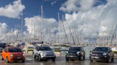 Nuova gamma Fiat 500 2021: la famiglia di modelli