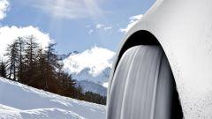 Nuova gamma Good Year UltraGrip: ottima direzionalità della vettura