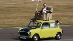 Nuova gamma Mini 2021: la Mini originale di Mr. Bean