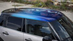 Nuova gamma Mini 2021: l'originale tetto opzionale MUltitone Roof con colore sfumato
