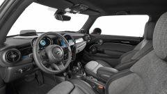 Nuova gamma Mini 2021: sedili sportivi per la Cooper S