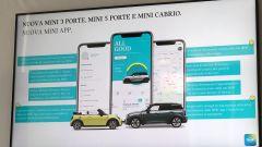 Nuova gamma Mini 2021: tutte le funzioni dell'app per la gestione dei servizi e della Mini da remoto