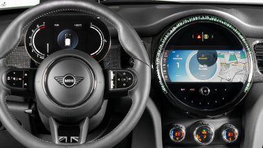 Nuova gamma Mini m.y. 2021: volante multifunzione, cruscotto digitale e touchscreen nuovi