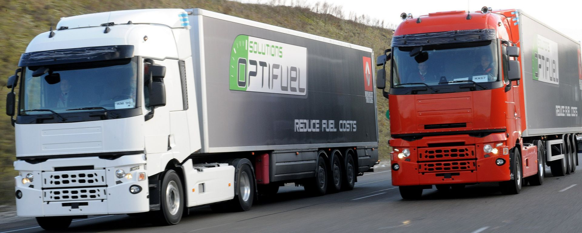 Renault Trucks 2014
