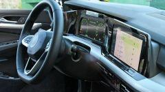 Nuova Golf Mk 8 2020: gli interni