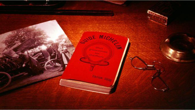 Nuova Guida Michelin 2021: una Rossa del 1900
