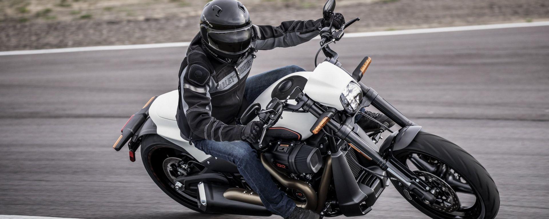 Nuova Harley Davidson FXDR 114