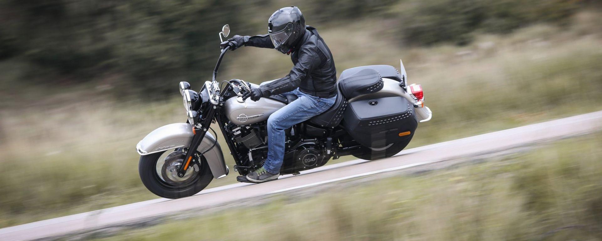 Nuova Harley Davidson Heritage Classic 2018: Elvis è l'ispirazione