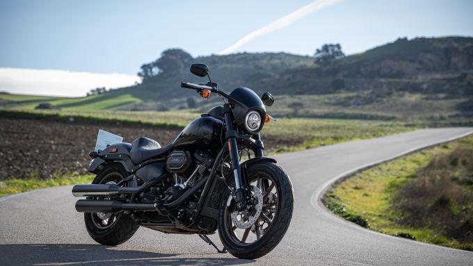 Nuova Harley Davidson Low Rider S