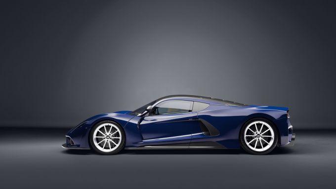 Nuova Hennessey Venom F5: aerodinamica spinta al massimo