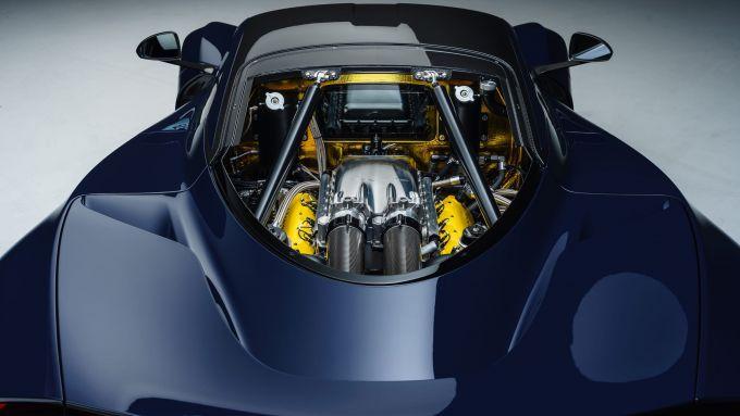Nuova Hennessey Venom F5: il super V8 biturbo della hypercar a stelle e strisce