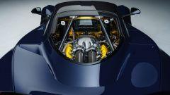 Nuova Hennessey Venom F5: panoramica da dietro della Venom F5