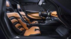 Nuova Hennessey Venom F5: sedili con guscio di carbonio e rivestiti in pelle