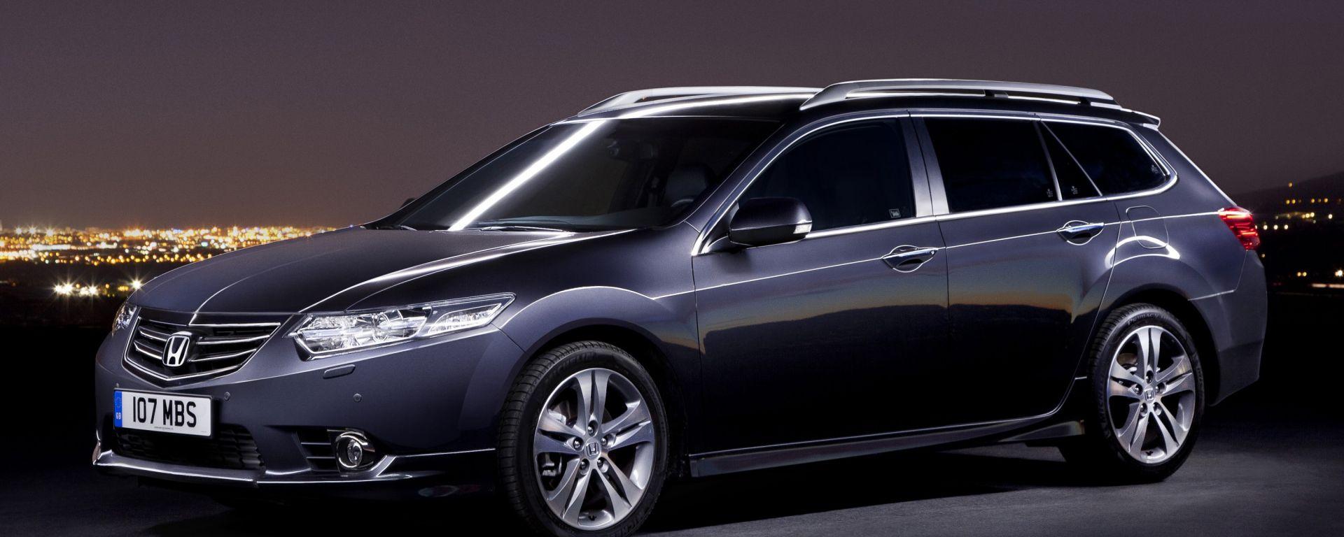 Nuova Honda Accord 2011