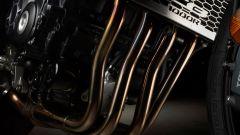 Nuova Honda CB1000R 2018: dettaglio dello scarico