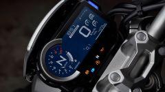 Nuova Honda CB1000R 2018: il quadro strumenti