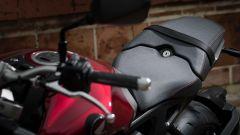 Nuova Honda CB1000R 2018: la sella