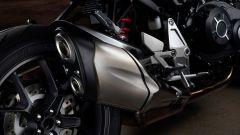 Nuova Honda CB1000R 2018: lo scarico