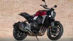Nuova Honda CB1000R 2018: vista 3/4 anteriore