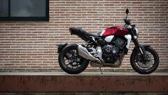 Nuova Honda CB1000R 2018: vista laterale