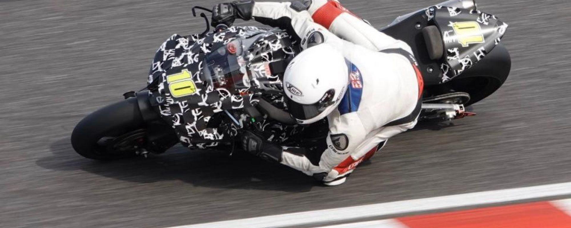 Nuova Honda CBR1000RR: arriva ad EICMA 2019