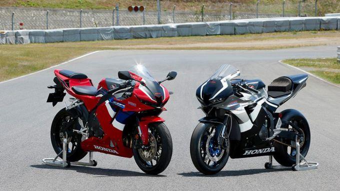 Nuova Honda CBR600RR