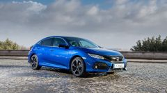 Nuova Honda Civic 1.6 i-DTEC: la prova su strada del diesel - Immagine: 2