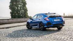 Nuova Honda Civic 1.6 i-DTEC: la prova su strada del diesel - Immagine: 3