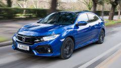 Nuova Honda Civic 1.6 i-DTEC: la prova su strada del diesel - Immagine: 1