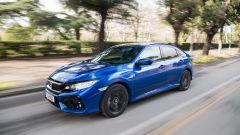 Nuova Honda Civic 1.6 i-DTEC: la prova su strada del diesel - Immagine: 5