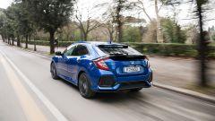 Nuova Honda Civic 1.6 i-DTEC: la prova su strada del diesel - Immagine: 6