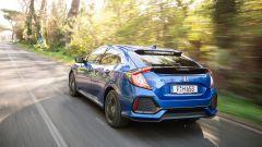 Nuova Honda Civic 1.6 i-DTEC: la prova su strada del diesel - Immagine: 10