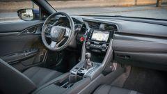Nuova Honda Civic 1.6 i-DTEC: la prova su strada del diesel - Immagine: 12