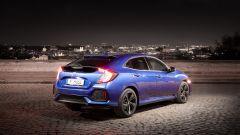 Nuova Honda Civic 1.6 i-DTEC: la prova su strada del diesel - Immagine: 18
